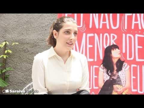 Clarice Falcão fala sobre cinema, humor e escrita