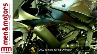 2002 Yamaha YZF R1 Overview