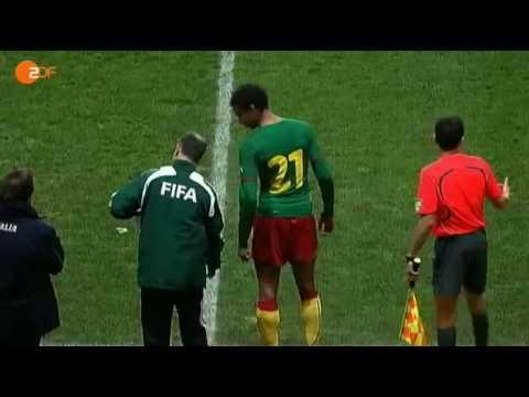 Italy vs Cameroon Highlights friendly