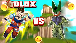 ME TRANSFORMEI EM SUPER SAIYAJIN NO ROBLOX!! (Dragon Ball Super Simulator)