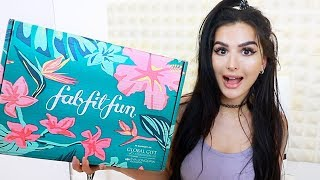 FABFITFUN Summer 2019 Box UNBOXING