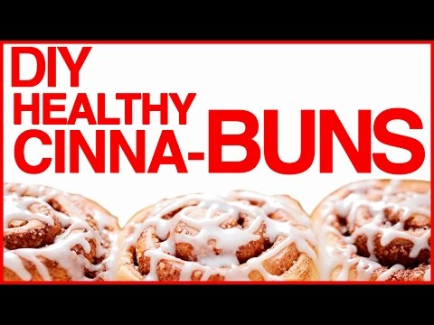 HEALTHY CINNAMON ROLLS?! | Save My Sweet Tooth