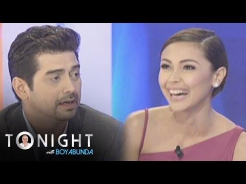 TWBA: Jodi & Ian share how their personalities differ