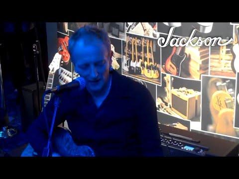 Phil Collen introduces the new Jackson Phil Collen PC Supreme guitars