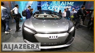 🇨🇳 Shanghai motor show: Electric vehicles take centre stage | Al Jazeera English