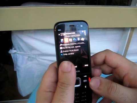 Nokia N85 reseña de Celularis.com