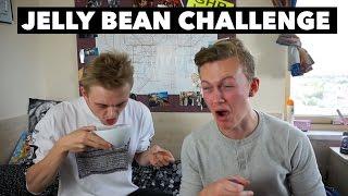 HARRY POTTER JELLY BEAN CHALLENGE ft TOM DIX