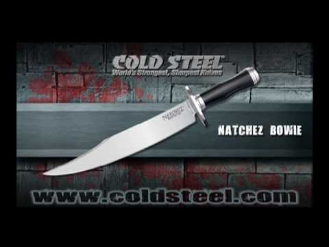 Cold Steel Natchez Bowie