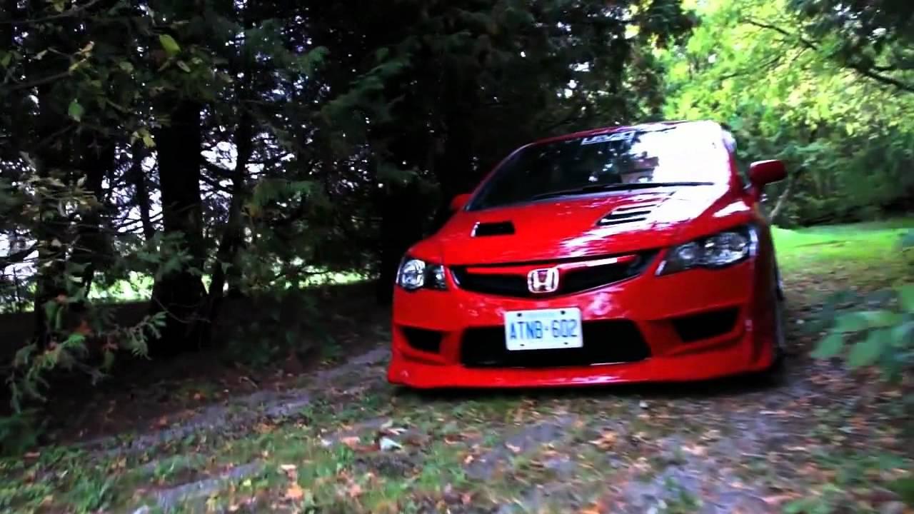 Honda Civic Mugen Canibeat Hd Youtube