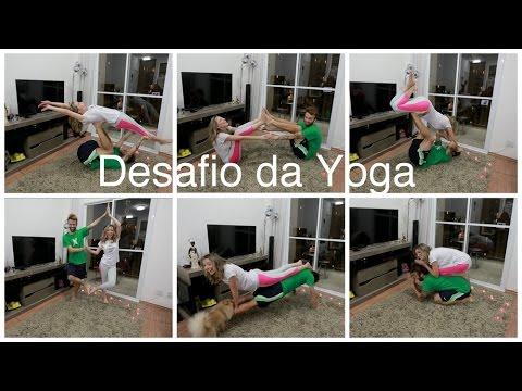 💪 Desafio da Yoga com o Fer
