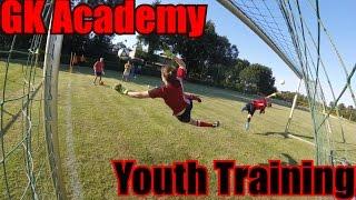 Goalkeeper Academy: GK Youth Training
