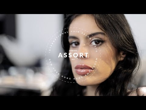 [美容室動画ASSORT] ASSORT NEW YORK MAKEUP #2