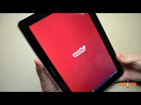 Tablet Samsung Galaxy Tab 10.1 - Resenha Brasil