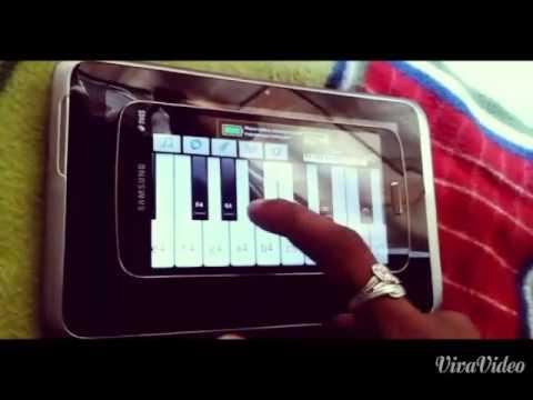 Teri galiyan/piano tutorial■□