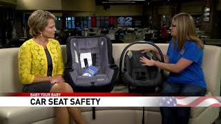 Baby Your Baby   Car seat safety recommendations