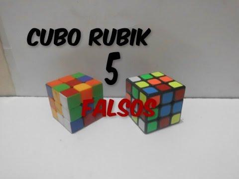 cubo rubik 5 mitos falsos