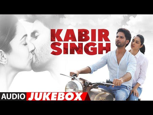 FULL ALBUM: Kabir Singh | Shahid Kapoor, Kiara Advani | Sandeep Reddy Vanga | Audio Jukebox thumbnail