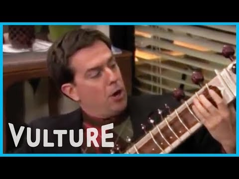 Sing Along with Andy Bernard of 'The Office'