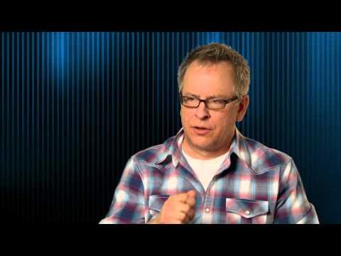 """Rich Moore """"Wreck-It Ralph"""" Interview! [HD]"""