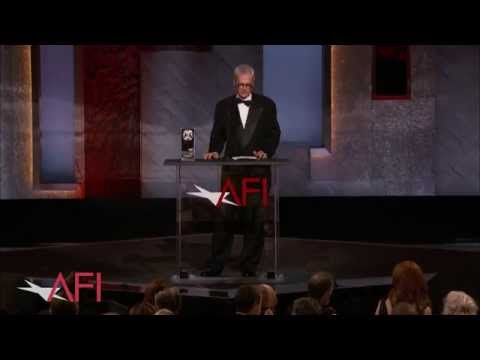 Caleb Deschanel Accepts AFI's 25th Franklin J. Schaffner Alumni Medal