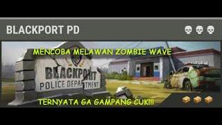 Mencoba Melawan Zombie Wave!!! LDOE.