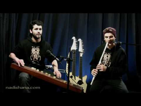 Nadishana -Raphael De Cock - NADISUNA: Contemporary ethnic music(Part2