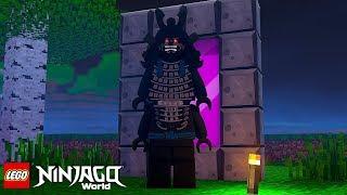 LEGO NINJAGO WARRIORS - TRUSTING LORD GARMADON? w/ Little Lizard