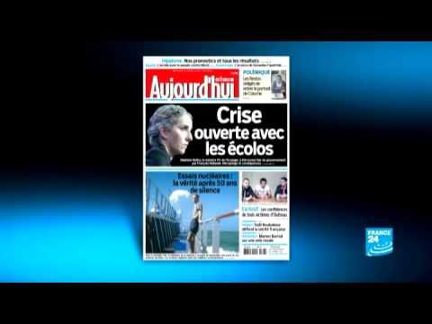Débarquement de la ministre Delphine Batho : réactions de la presse française - 03/07/2013
