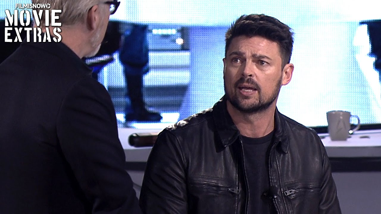 Star Trek Beyond - Karl Urban at Star Trek Fan Event (2016)