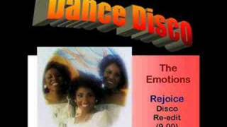 The Emotions: Rejoice Disco Re-edit 9.00