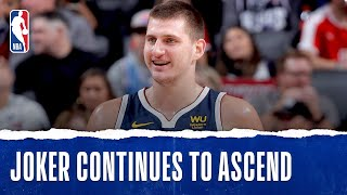 Nikola Jokic Continues to Shine in Denver