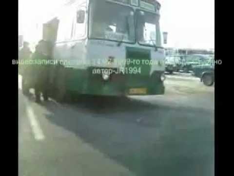 ЛиАЗ-677 в Ступино 2