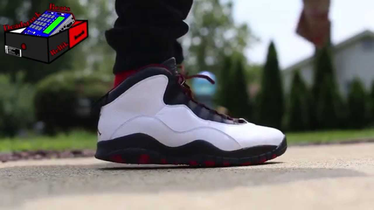 Jordan Chicago Bulls 10 Air Jordan 10 x – Chicago