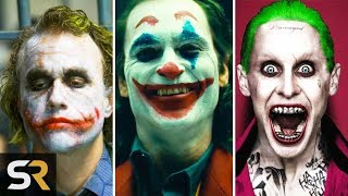 5 Ways The Joker Has Totally Changed In Movies