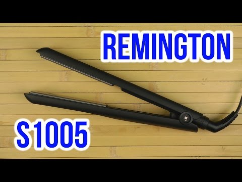 Распаковка REMINGTON S1005