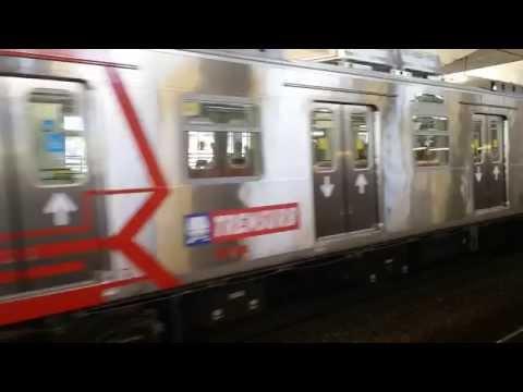 Trem Alstom 229 Trensurb Porto Alegre
