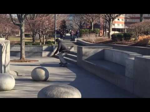 Highwater Skateboards January Montage