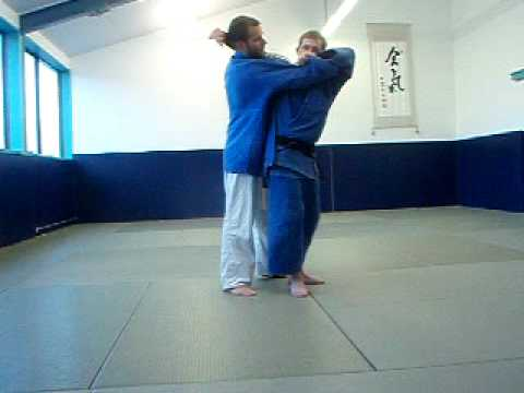 Judo Throws - Harai goshi, Image 1