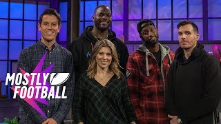 Curren$y Stops By The Best Anti-Pregame Pregame Show  | Mostly Football