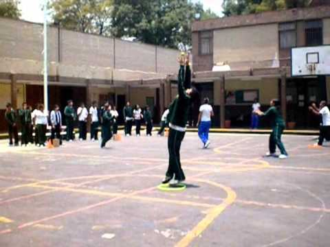Sesin De EF En La Escuela Secundaria Diurna No 149