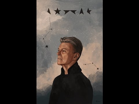 David Bowie Blackstar ORIGINAL POEM Experience the TRUE Meaning of the Song! Grammy Winner!
