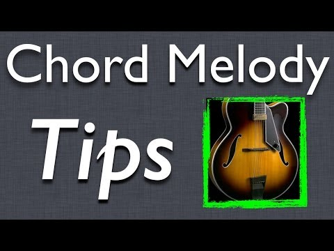Jazz Guitar Lesson: How To Play Exquisite Chord Melody - Best Jazz Guitar Tips
