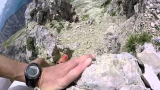 Überschreitung der Geierköpfe (2.143m, 2.161m, 2.060m)