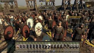 Total War Attila ( Đứa con của thần chiến tranh ) Phần 12 : Đánh chiếm đảo Anh