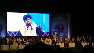 Imran pratapgarhi latest kolkata mushaira science city(2)