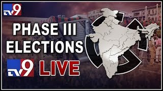 Lok Sabha Election 2019 Phase 3 Voting LIVE