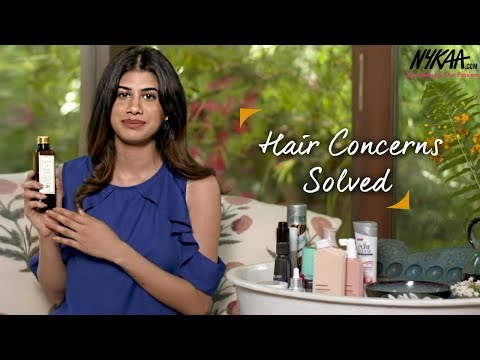 Causes And Helpful Solutions For Hair Fall, Hair Thinning, Dandruff And Frizziness | Malvika Sitlani