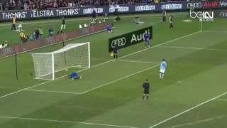 (Highlights ) AS Roma vs Manchester City ( 2015 International Championship Cup  21-7-2015)