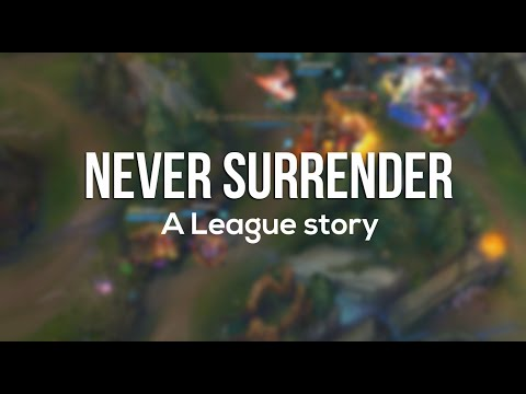 Never Surrender: A story of an impossible victory