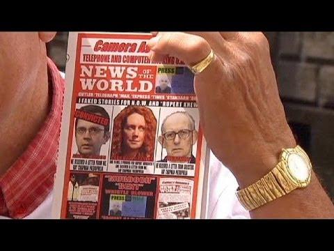 Ecoutes au Royaume-Uni : Coulson reconnu coupable, Brooks acquittée